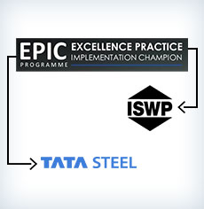 ISWP and Tata Steel Europe adapt Tata best practices through TBExG's EPIC programmes